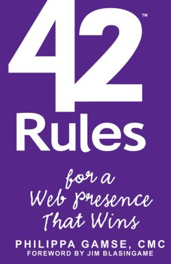 Book: 42 Rules for a Web Presence That Wins