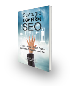 Strategic Law Firm SEO Book